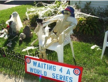Waiting for a World Series
